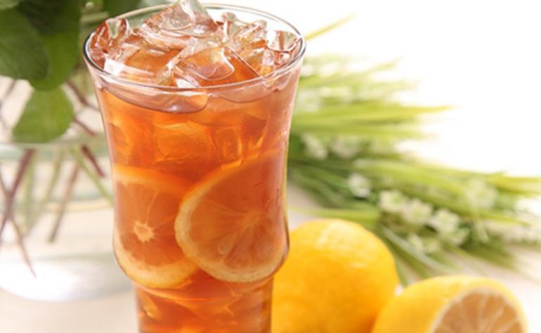 Une nouvelle façon de déguster votre thé QI : un thé glacé d'exception
