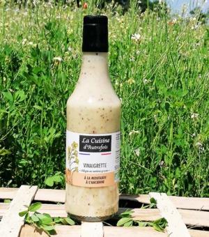 La vinaigretteà la moutarde à l'ancienne de notre partenaire La cuisine d'Autrefois