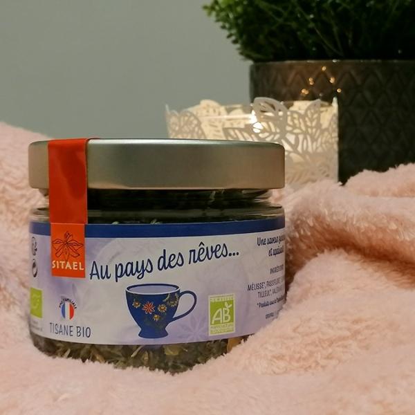 "Tisane ""Au pays des rêves"" SITAEL"