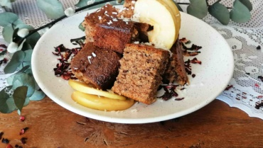 Parfumez votre gâteau au yaourt avec notre recette !