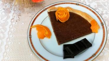 Découvrez notre recette des tartelettes chocolat & orange !